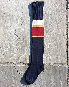 Handmade Long Socks - women's fashion