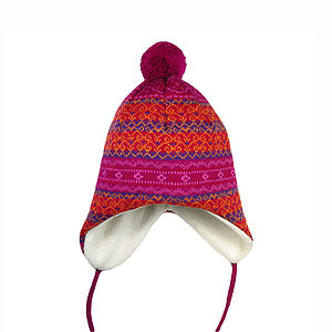 Children's Organic Merino Wool Hat