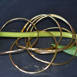 Single Cosmic Bangle - bracelets & bangles