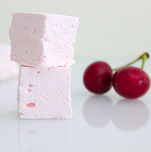 Morello Cherry Marshmallows - sweet treats
