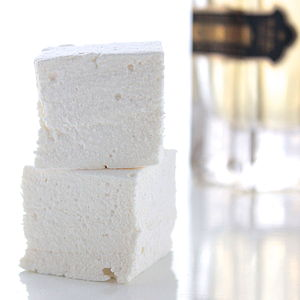 Elderflower Marshmallows - cakes & treats