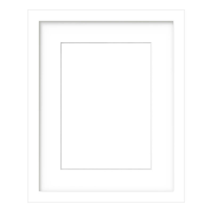 Eyeglasses White Frame : frames for artwork and prints by lillypea event stationery ...