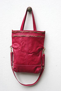 Aranka Leather Tote Bag