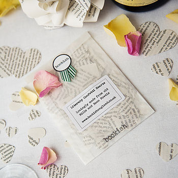 Heart Confetti From Mills And Boon Books