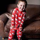 Organic Elephant Pyjamas