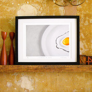 'Oh Smother Me Mother' Fine Art Print - still life