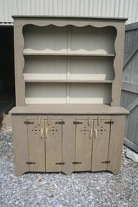 Handmade Pine Dresser - furniture