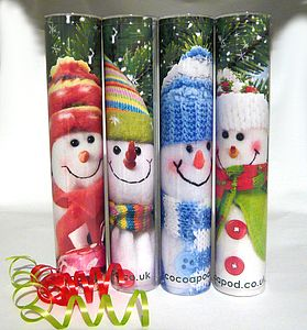 Lots Of Pots Sweets Snowmen Advent Calendar - food & drink gifts