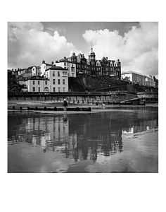 Cromer Seafront, Ltd Edition Original Print - contemporary art