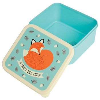 Rusty The Fox Lunchbox