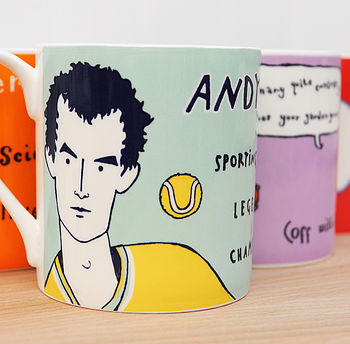 Andy Murray Mug