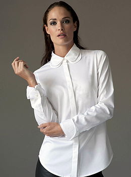 Sofia Shirt White