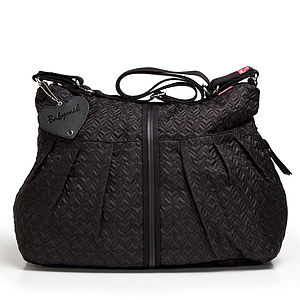 Babymel Amanda Bag - baby changing