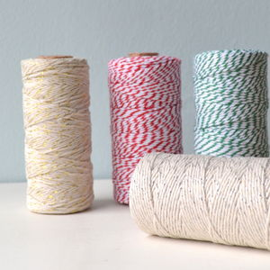 100 Metres Of Wrapping Twine - cards & wrap