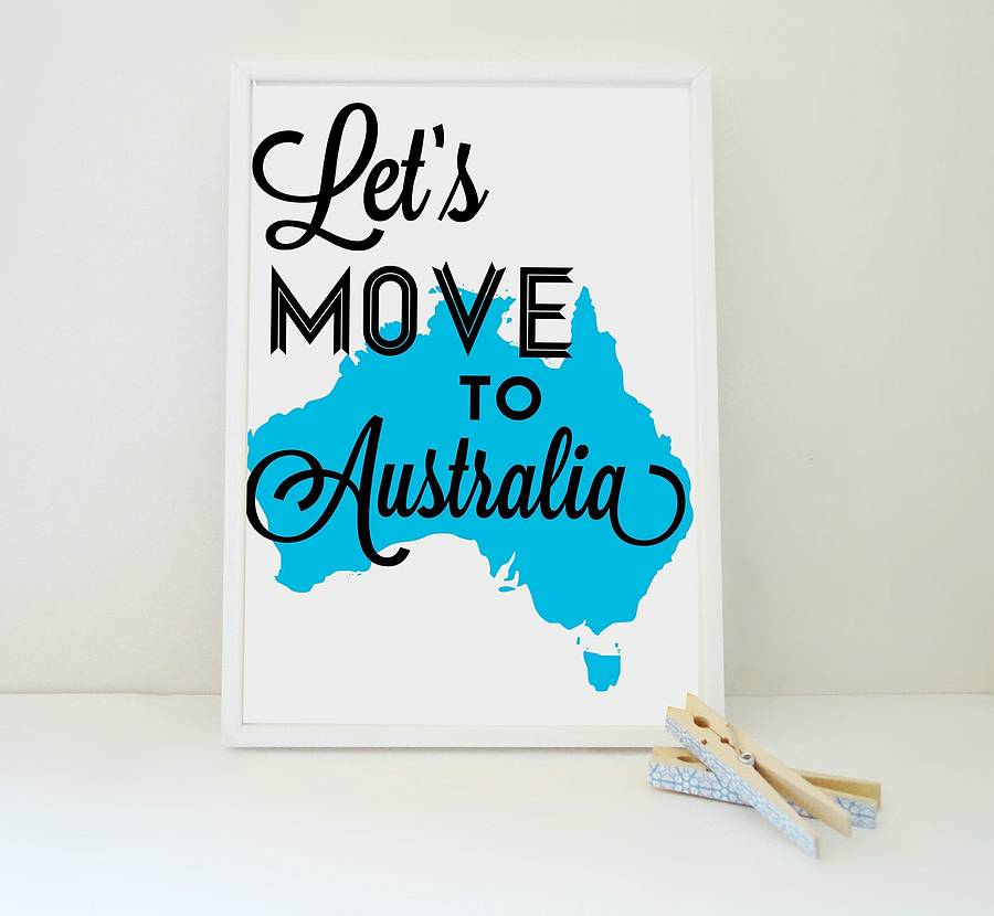 Why Move To Australia?