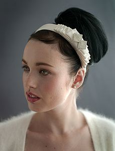 Deco Vintage Headpiece