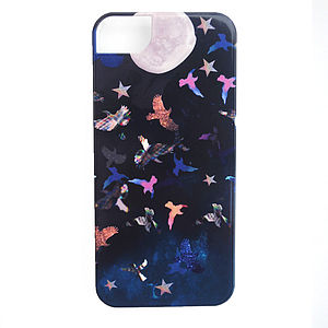 Midnight Birds Case For The Smartphone - leisure