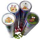 Lots Of Pots Of Sweets Santa Advent Calendar