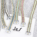 Personalised Friendship Bracelet - Colours