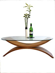 Reflections Coffee Table - furniture