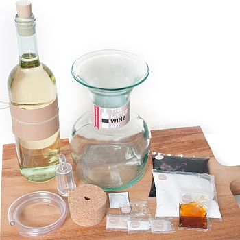 Little Blueberry Wine Making Kit