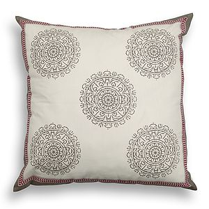 Samudra Square Pillowcase - bed linen