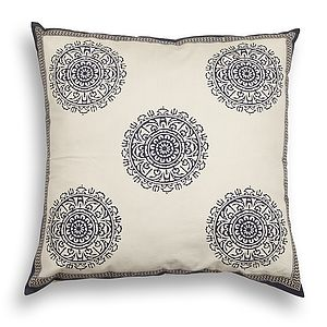 Samudra Square Pillowcase - bedroom