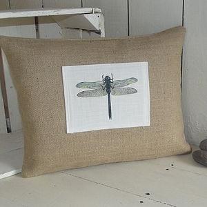 Dragonfly Cushion - cushions