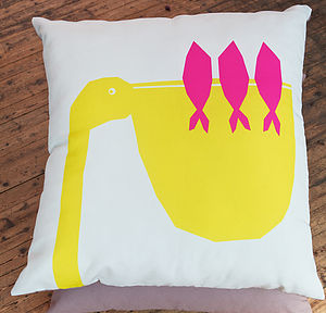 Pelican Patrick Giant Floor Cushion - cushions