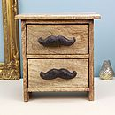 Moustache Drawers