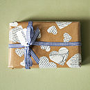Pride and Prejudice Gift Wrap