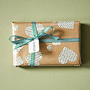 Mills and Boon Gift Wrap