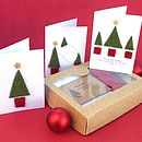 Personalised Christmas Cards Kit