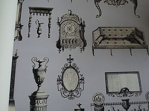 Furniture Wallpaper