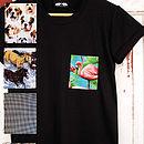 Black Pick A Pocket T Shirt