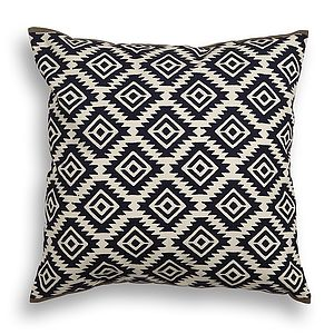 Keru Cotton Cushion Cover - bedroom