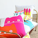 Alfie Rabbit Cushion
