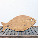 Fish Shaped Chopping Board
