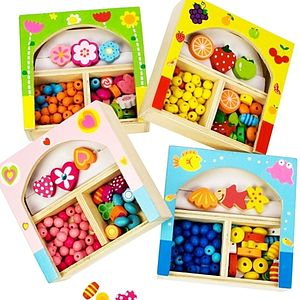 Wooden Jewellery Craft Kits For Kids - toys & games