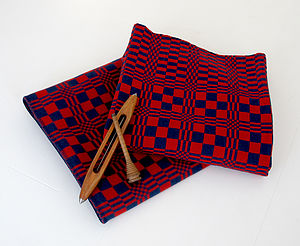The Heritage Collection   'Pinwheel' Blanket