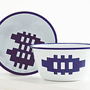 The 'Gwalia' Enamelware Bowl