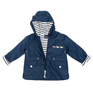 Baby Raincoat - coats & jackets