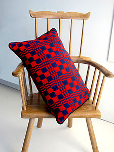 The Heritage Collection 'Pinwheel' Cushion - decorative accessories