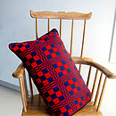 The Heritage Collection 'Pinwheel' Cushion