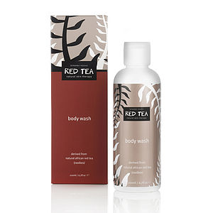 Red Tea Body Wash