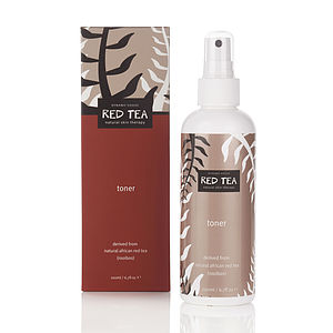Red Tea Facial Spray Toner
