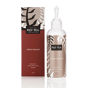 Red Tea Crème Cleanser - make-up removers