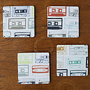 'Play List' Coasters
