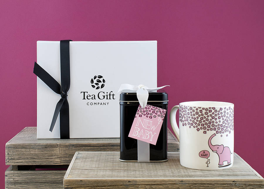 new parents tea gift set by tea gift company | notonthehighstreet.com
