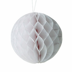 Paper Ball Decoration Set - view all sale items